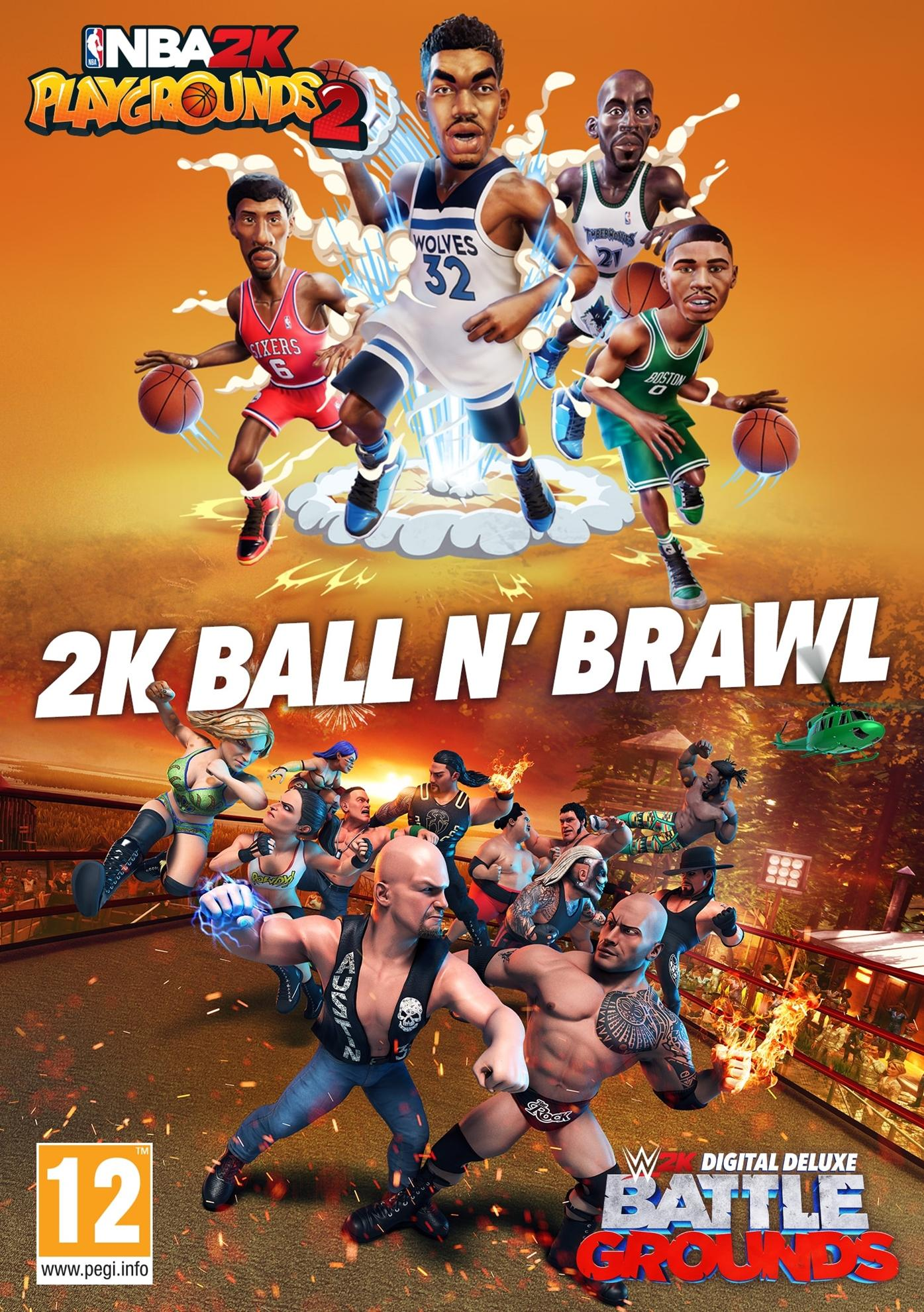 2K Ball N' Brawl Bundle | ROW