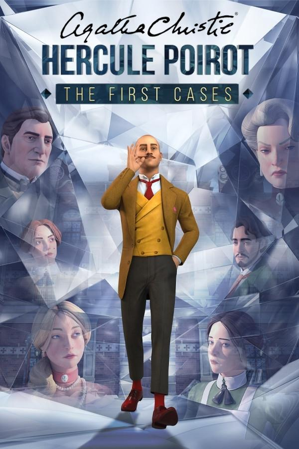 Agatha Christie - Hercule Poirot: The First Cases | WW (46290d8f-d55d-4100-9c63-7403f3946c80)