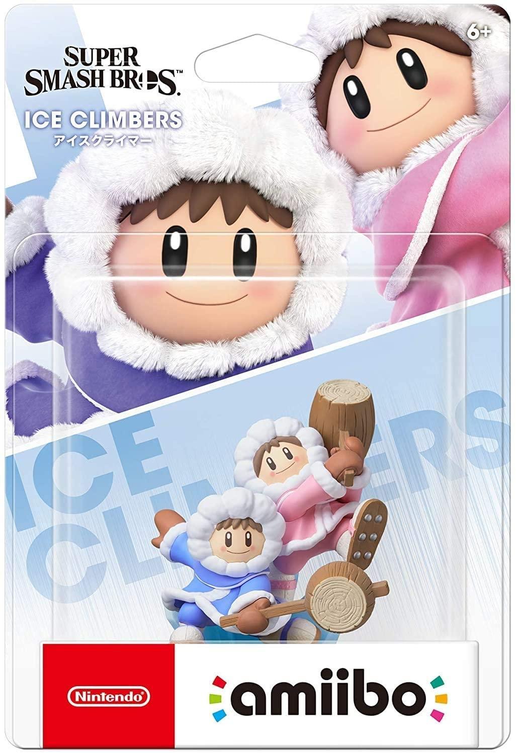AMIIBO ICE CLIMBERS