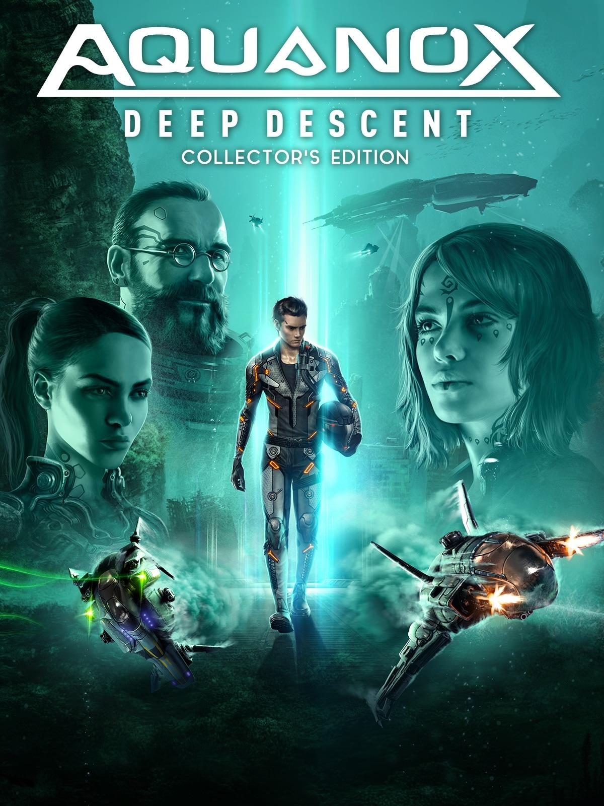 Aquanox Deep Descent Collector's Edition
