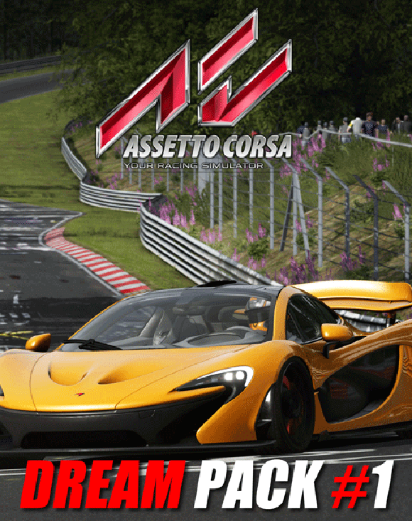 Picture of Assetto Corsa - Dream Pack 1