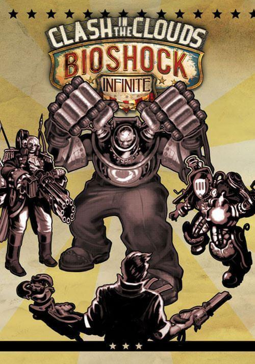 Imagem de BioShock Infinite : Clash in the Clouds