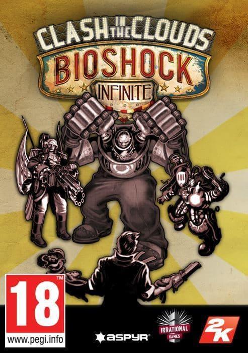 Bioshock Infinite: Clash in the Clouds (MAC)