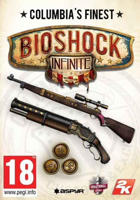 Bioshock Infinite: Columbia's Finest (MAC)