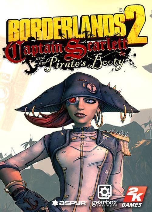Borderlands 2: Captain Scarlett and her Pirate's Booty (MAC)