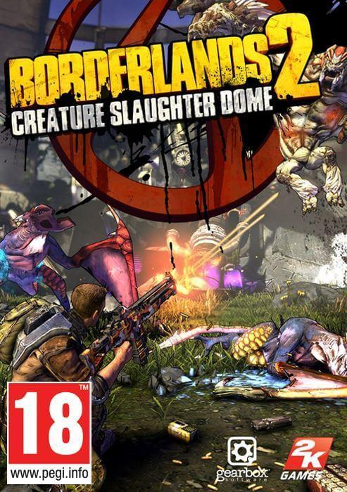 Borderlands 2: Creature Slaughterdome (MAC)