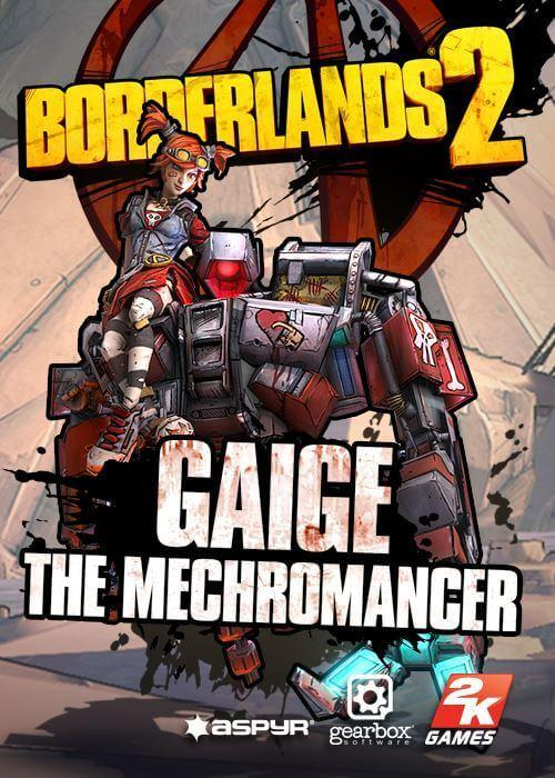 Borderlands 2: Mechromancer Pack (MAC)