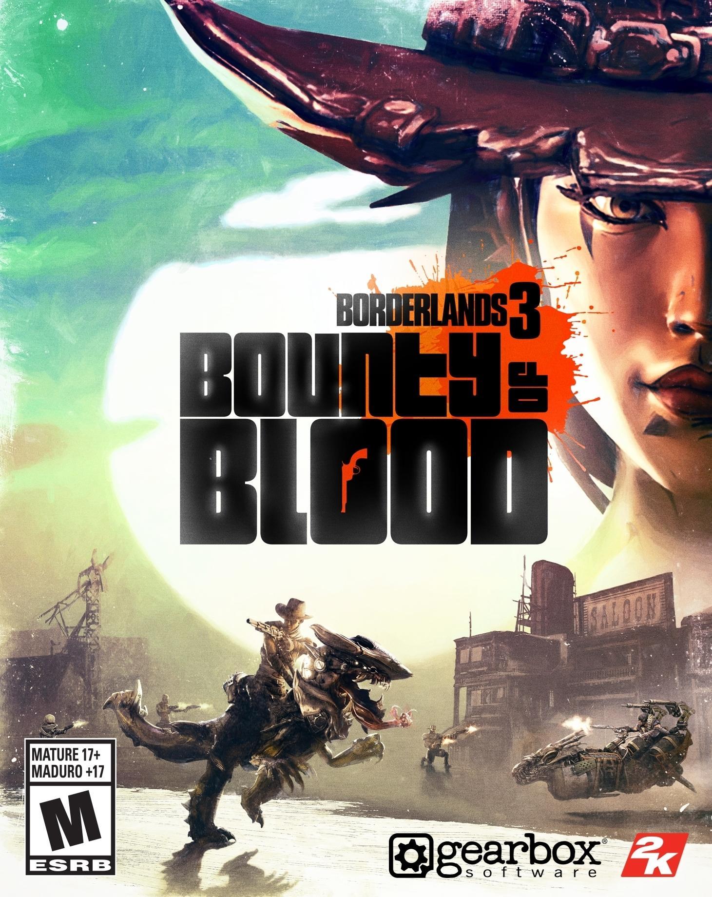 Borderlands 3: Bounty of Blood (Steam) | ROW (b3d96cf5-5ac9-47ee-a871-3fe95d487e49)