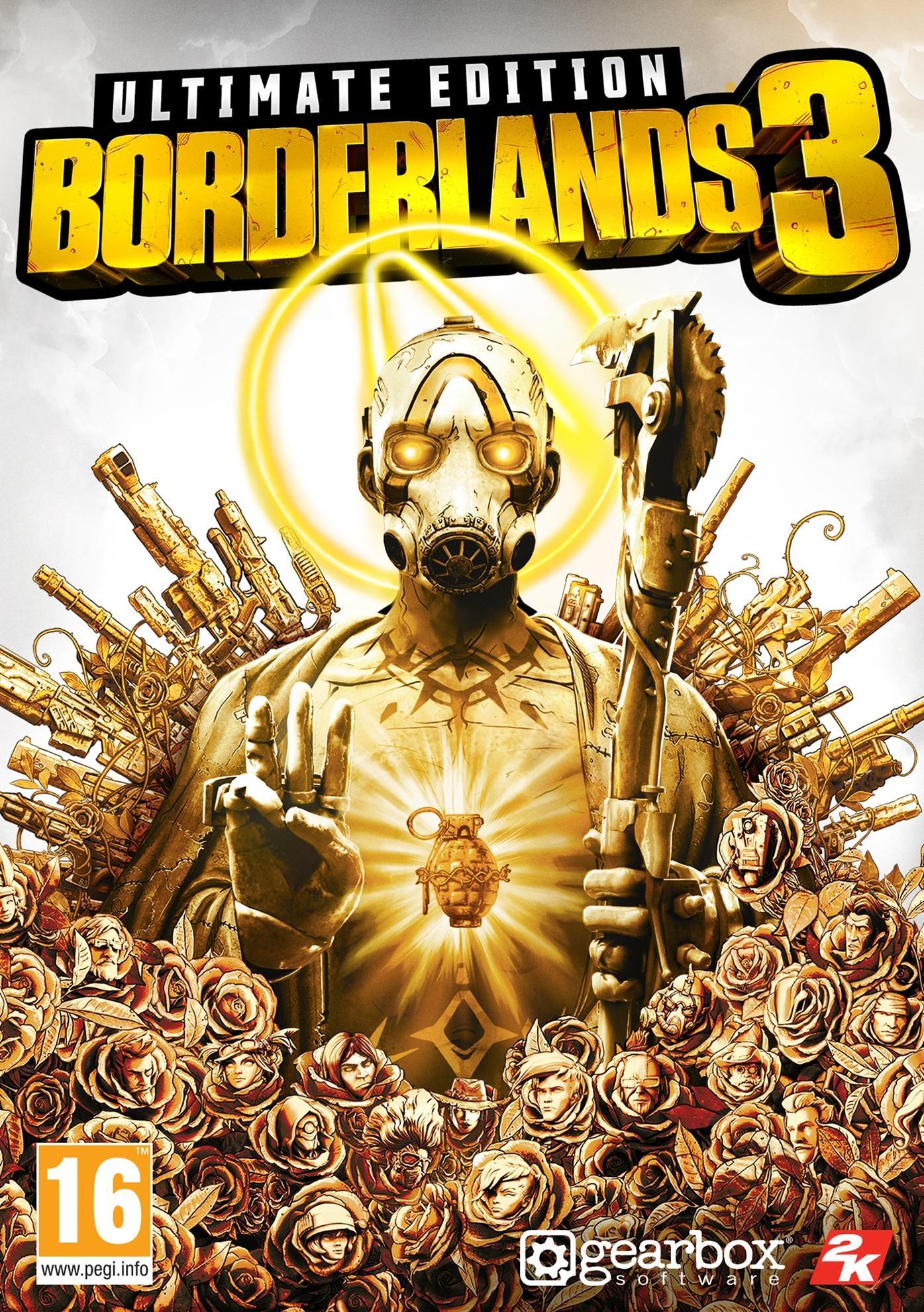 Resim Borderlands 3 Ultimate Edition (Epic)