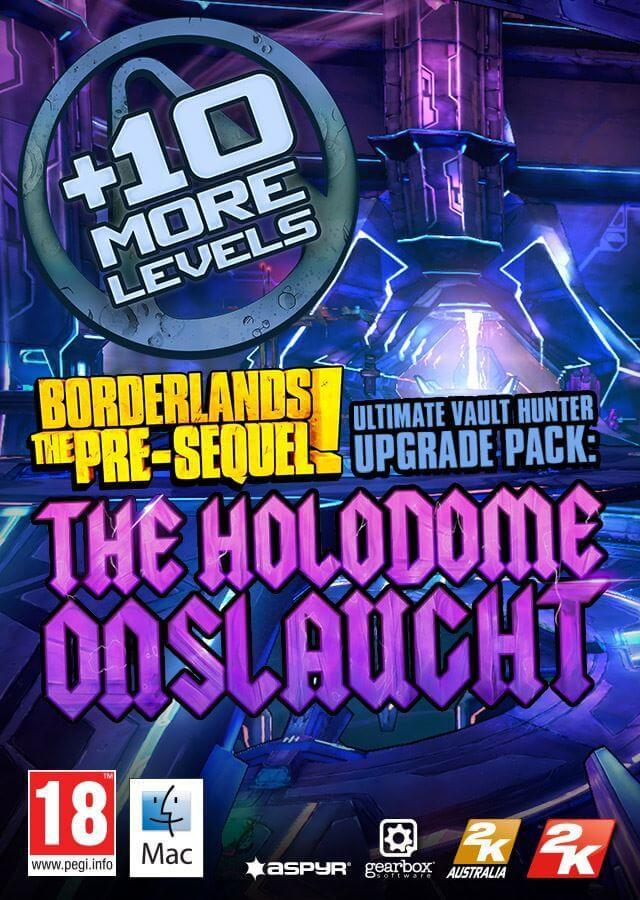 Borderlands: The Pre-Sequel - Ultimate Vault Hunter Upgrade Pack: The Holodome Onslaught (MAC)
