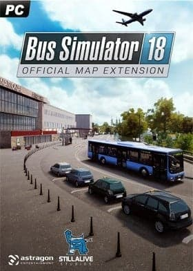 Imagen de Bus Simulator 18 - Official Map Extension