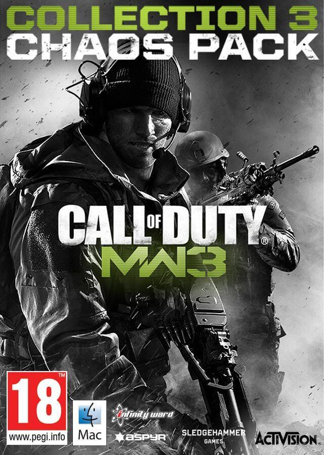 Call of Duty®: Modern Warfare® 3 Collection 3: Chaos Pack (MAC)