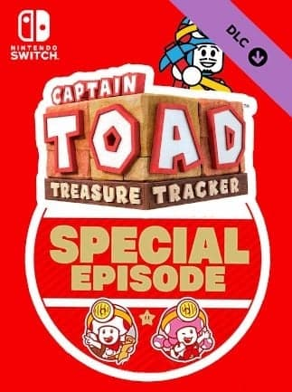 Resim Capt Toad Treasure Tracker Special Episode