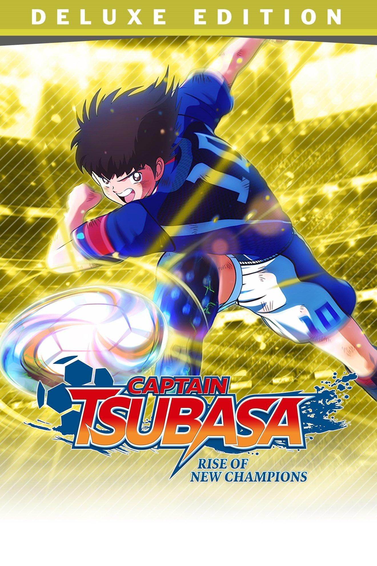 Captain Tsubasa: Rise of New Champions – Deluxe Edition