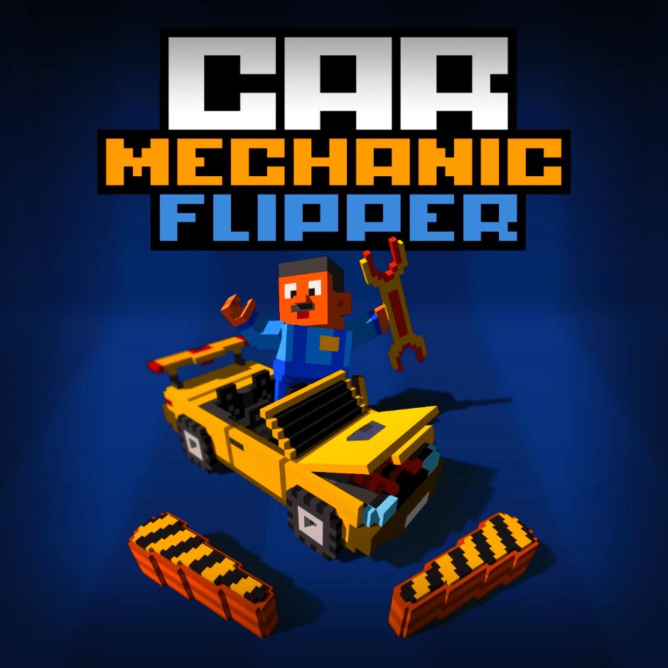 Afbeelding van Car Mechanic Flipper - Pre Order - Steam