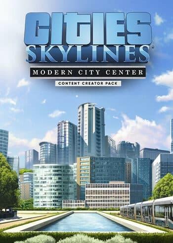 Imagem de Cities: Skylines - Content Creator Pack: Modern City Center