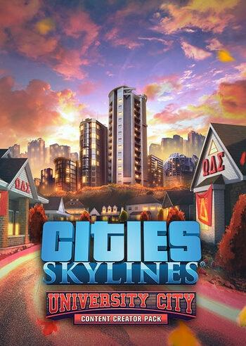 Imagem de Cities: Skylines - Content Creator Pack: University City