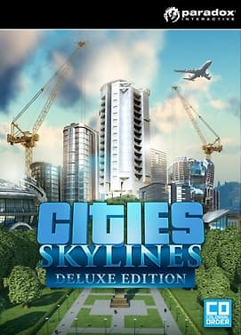Picture of Cities: Skylines Deluxe Edition