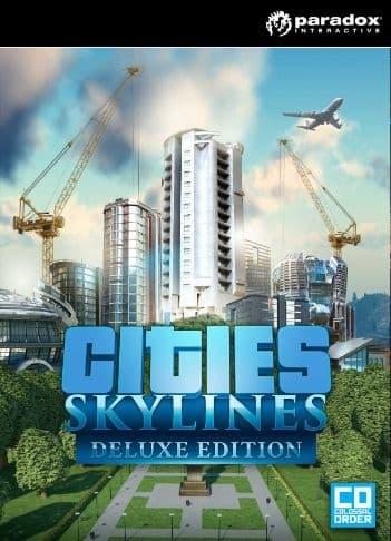 Cities: Skylines - Deluxe Upgrade Pack