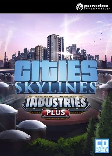 Imagem de Cities: Skylines - Industries Plus