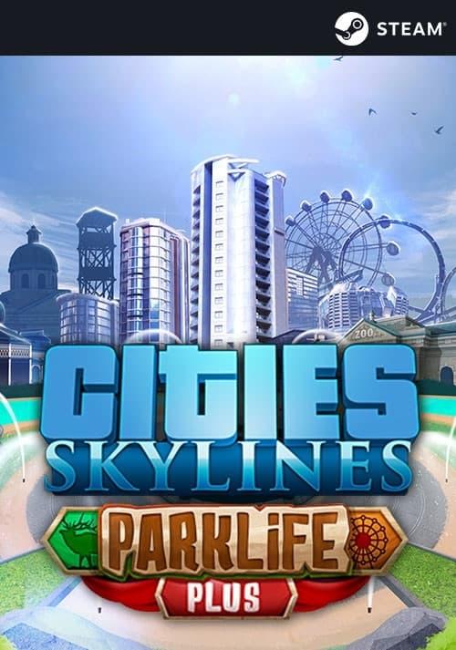 Imagem de Cities: Skylines - Parklife Plus