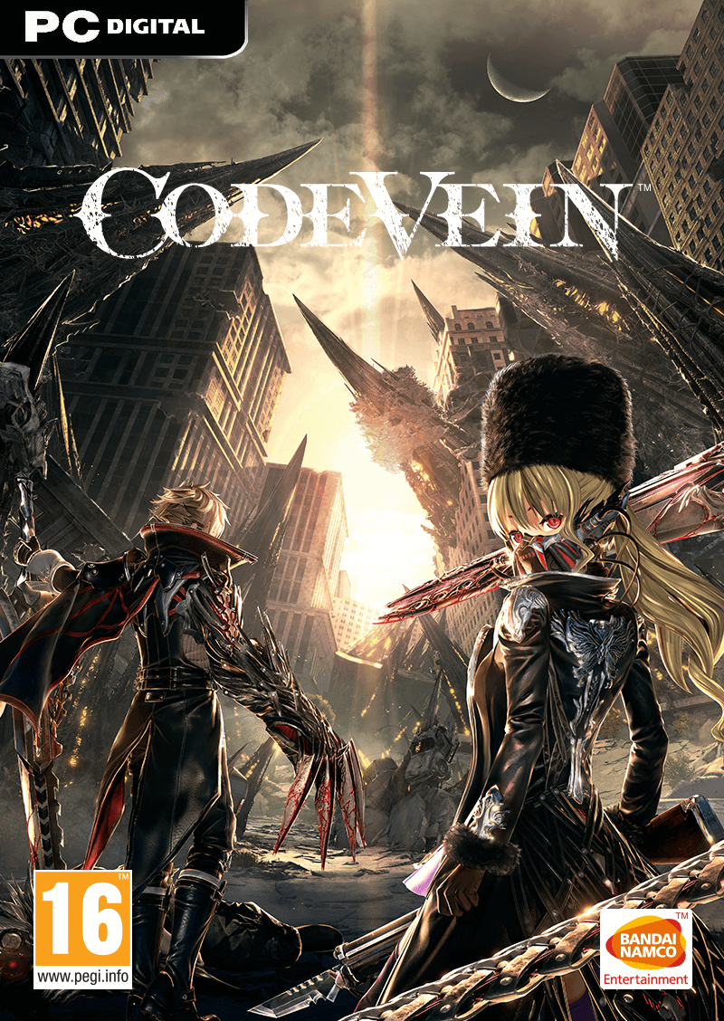 CODE VEIN - Preorder Edition