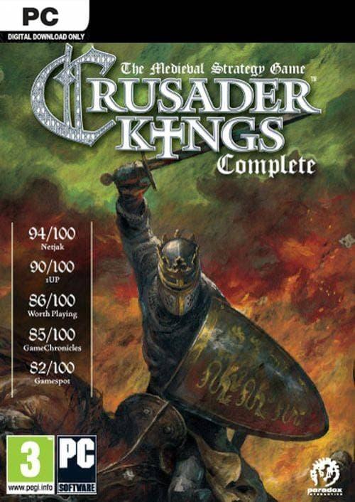 Imagem de Crusader Kings Complete