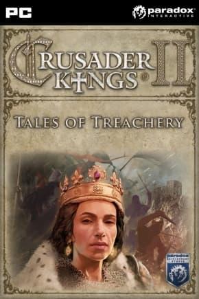 Imagem de Crusader Kings II: Ebook: Tales of Treachery