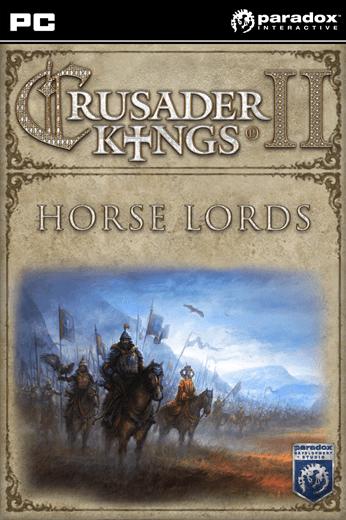 Imagem de Crusader Kings II: Horse Lords - Expansion