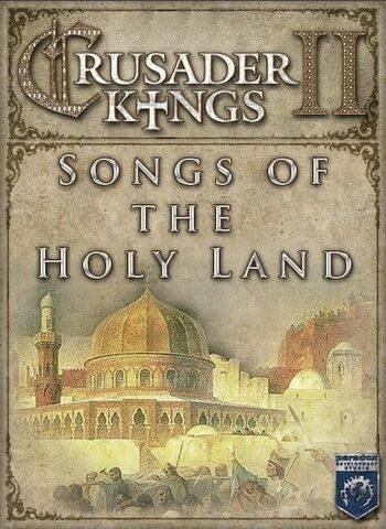 Imagem de Crusader Kings II: Song of the Holy Land