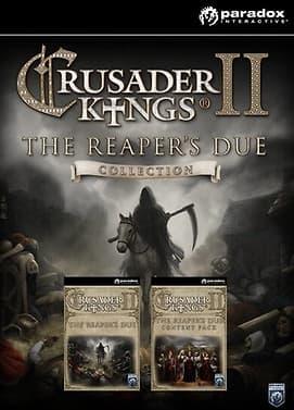 Imagem de Crusader Kings II: The Reaper's Due Collection