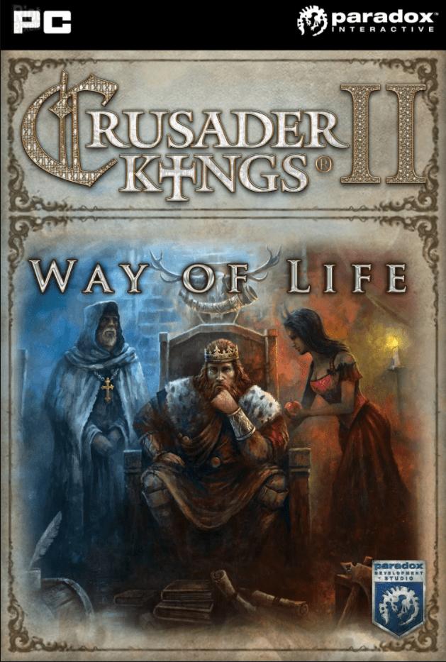 Imagem de Crusader Kings II: Way of Life - Expansion