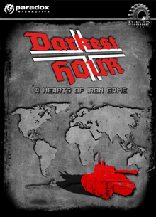 Picture of Darkest Hour: A Hearts of Iron Game
