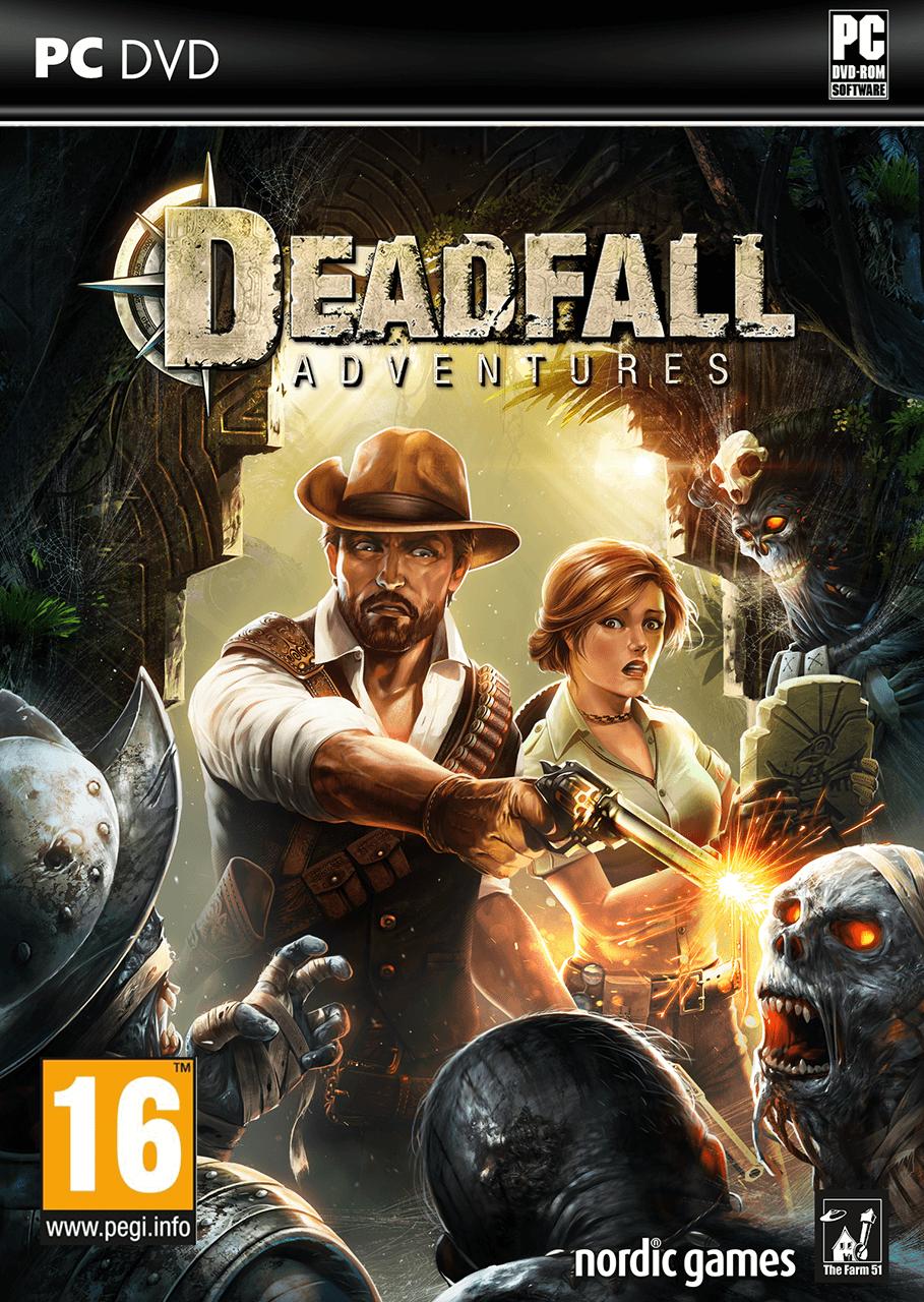 Deadfall Adventures - Digital Deluxe Edition