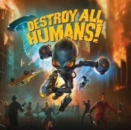 Zdjęcie Destroy All Humans! - Pre Order - Steam