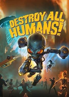 Imagem de Destroy All Humans!