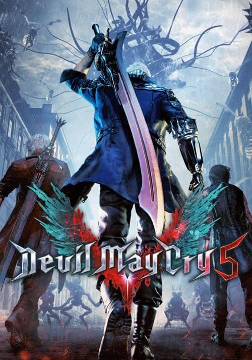 Picture of Devil May Cry 5 Standard Edition