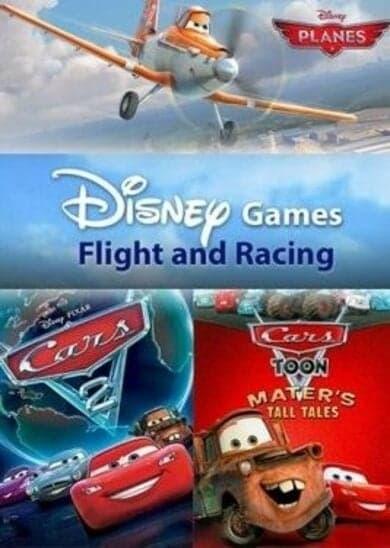 Disney : Flight and Racing