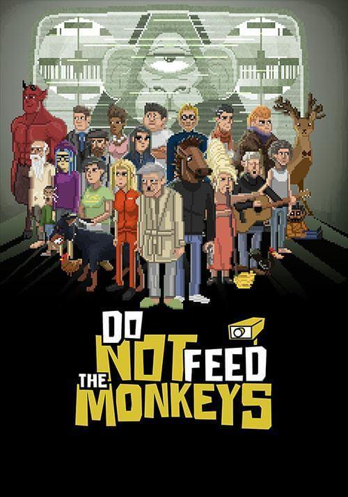 Bild von Do Not Feed the Monkeys