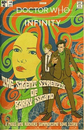 Doctor Who Infinity - The Silent Streets of Barry Island