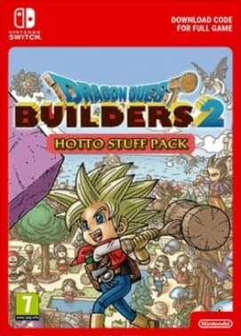 Resim Dragon Quest Builders 2 - Hotto Stuff Pack