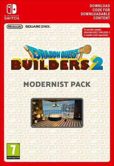 Imagen de Dragon Quest Builders 2 - Modernist Pack