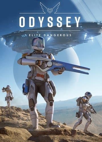 Picture of Elite Dangerous: Odyssey - Pre Order