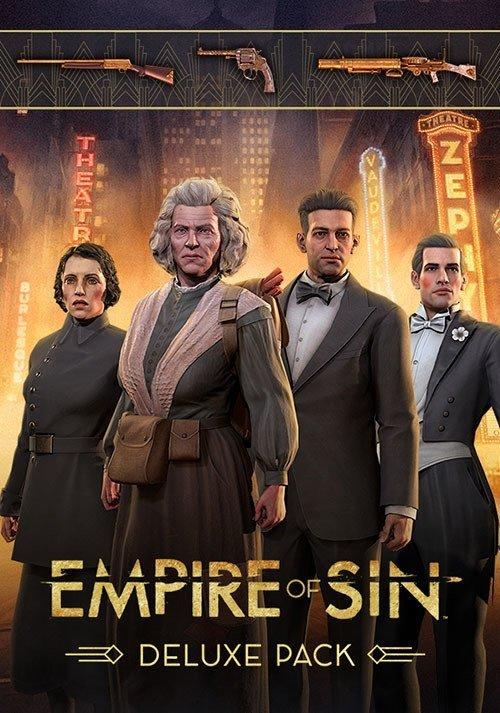 Immagine di Empire of Sin: Deluxe Pack