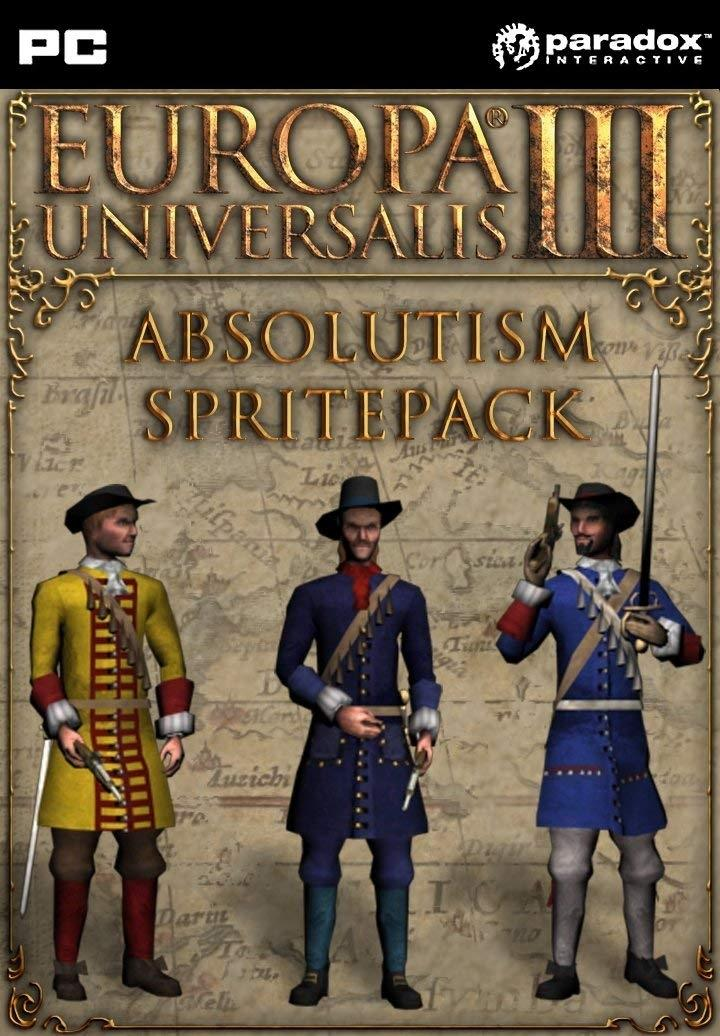 Picture of Europa Universalis III: Absolutism Sprite Pack