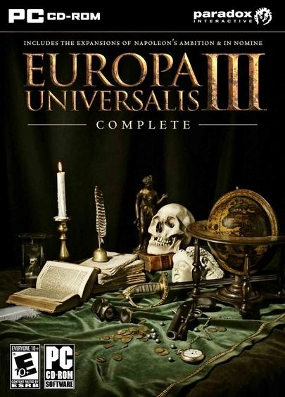 Picture of Europa Universalis III: Complete