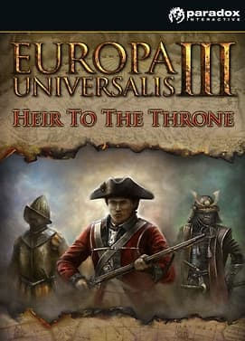 Resim Europa Universalis III: Heir to the Throne