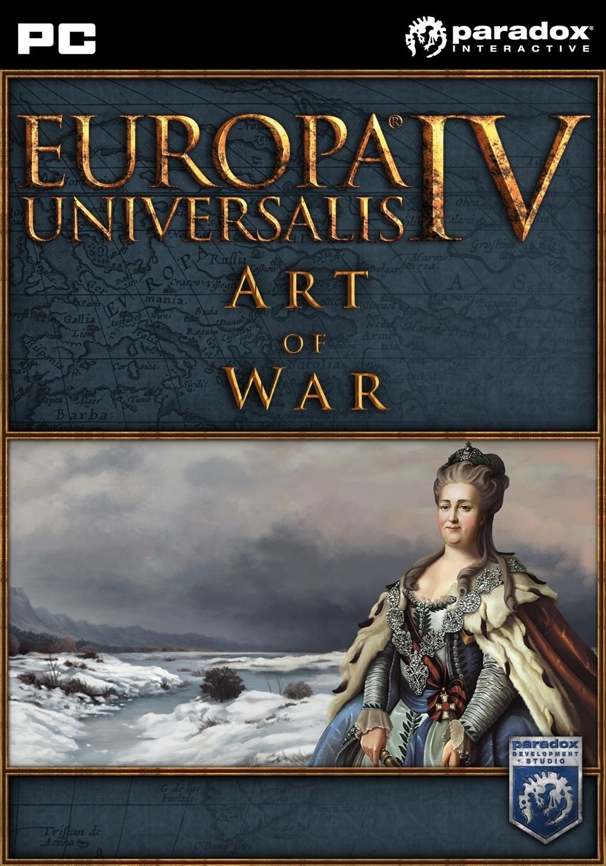 Europa Universalis IV: Art of War Expansion (NEW) | LATAM_RU-CIS_TR (436fd6c9-7e60-49df-b0ae-5db01feda9b1)