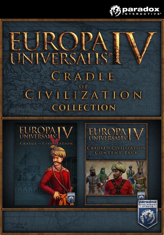 Europa Universalis IV: Cradle of Civilization - Collection | ROW (e9dba0f2-4275-45d8-b964-3f5c3aa2a36a)