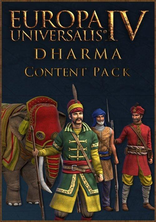 Europa Universalis IV: Dharma Content Pack